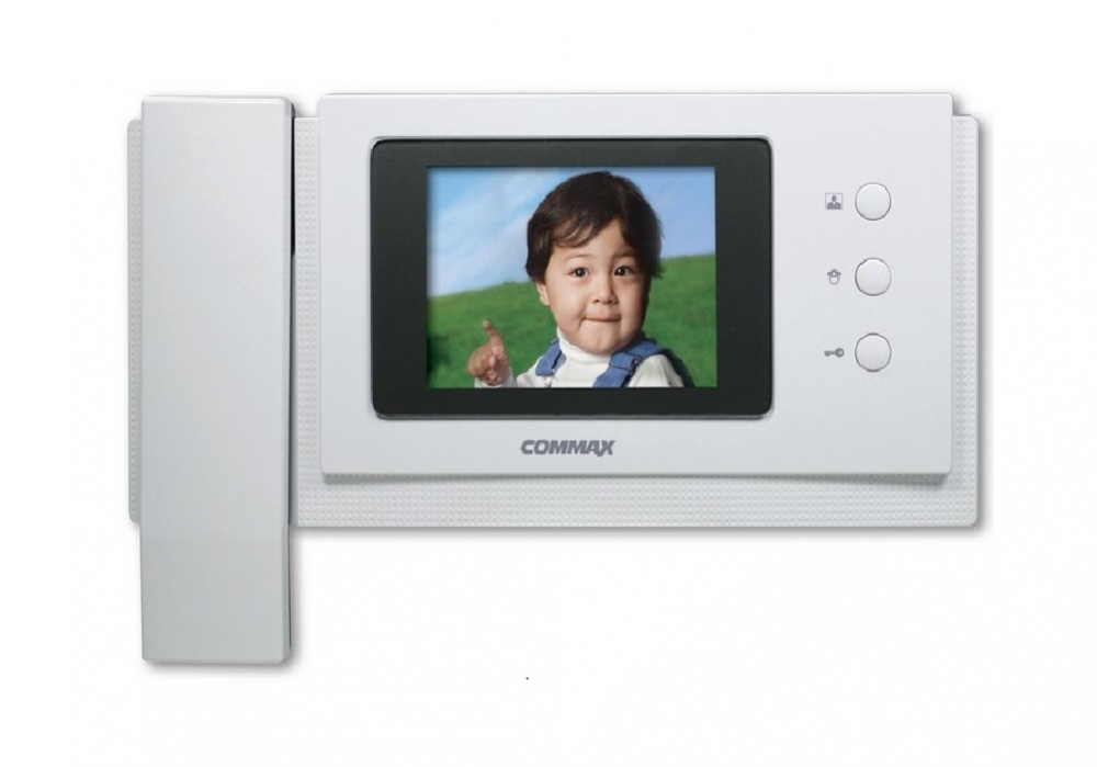 Monitor color LED LCD videointerfon Commax
