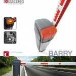 Kit bariera electromecanica PROTECO BARRY DC
